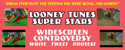 Super Stars Widescreen Controversy